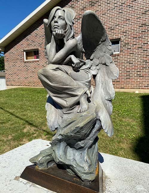Angel Of Contemplation