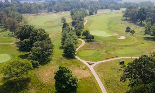 Harrison Hills Golf Course Attica Indiana